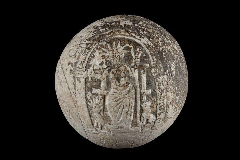 Магический шар Гелиоса-Аполлона. Первый диск